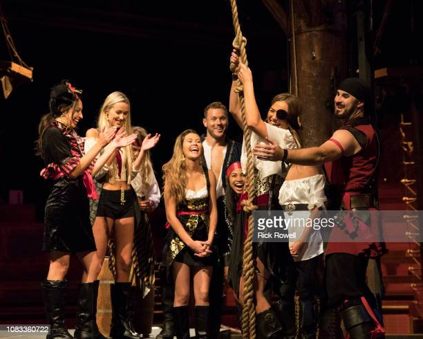 THE BACHELOR 2303 Yo ho ho and avast matey Eight bachelorettes perform in a spectacular live Pirates Dinner Adventure show spilling over into an...