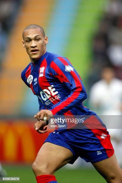 Yoan GOUFFRAN Caen / Grenoble 32e journee Ligue 2