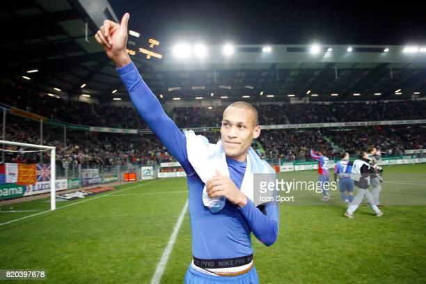 Yoan GOUFFRAN Caen / Strasbourg 19eme journee de Ligue 1