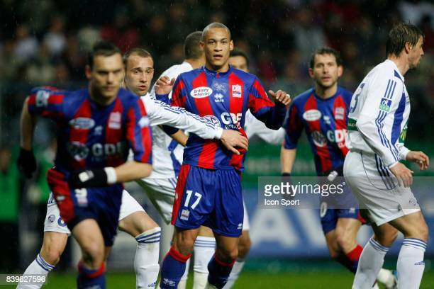 Yoan GOUFFRAN Caen / Strasbourg 30eme Journee de Ligue 2