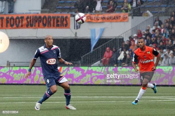 Yoan GOUFFRAN / Alaixys ROMAO Lorient / Bordeaux 2eme journee de Ligue 1