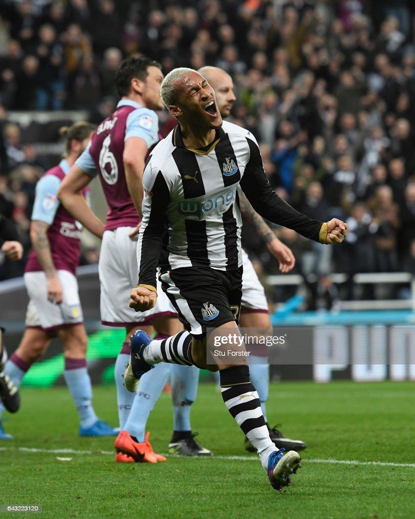 Newcastle United v Aston Villa - Sky Bet Championship : Nachrichtenfoto