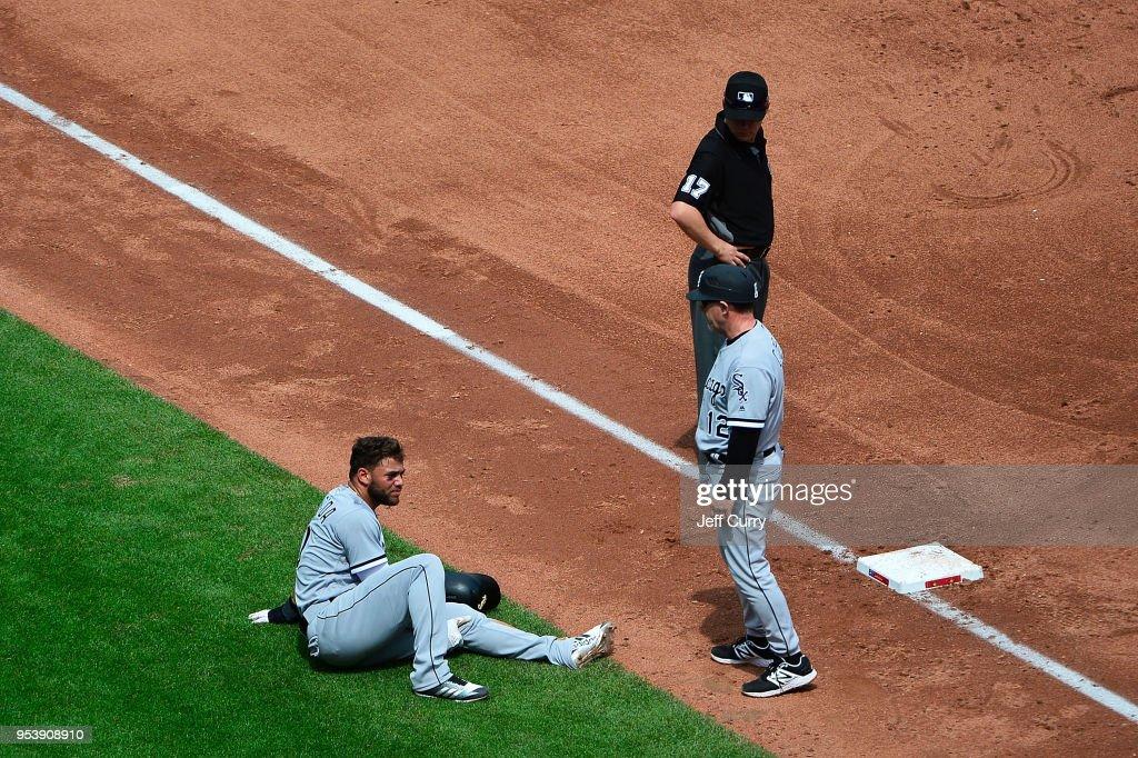 Chicago White Sox v St Louis Cardinals : News Photo