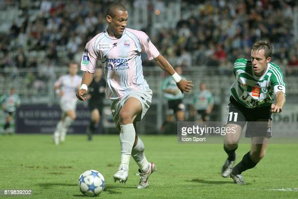Yoann GOUFFRAN Sete / Caen 7e Journee de Ligue 2 Sete