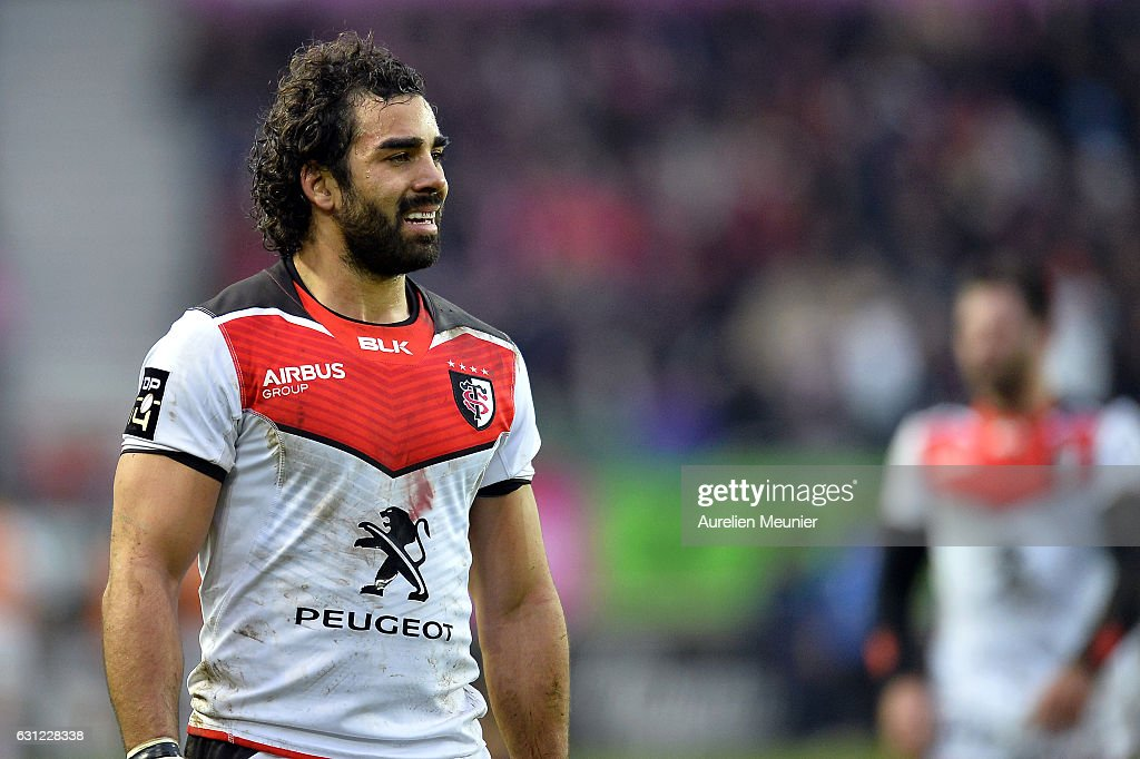 Stade Francais  Vs Stade Toulousain - Top 14 Rugby In Paris