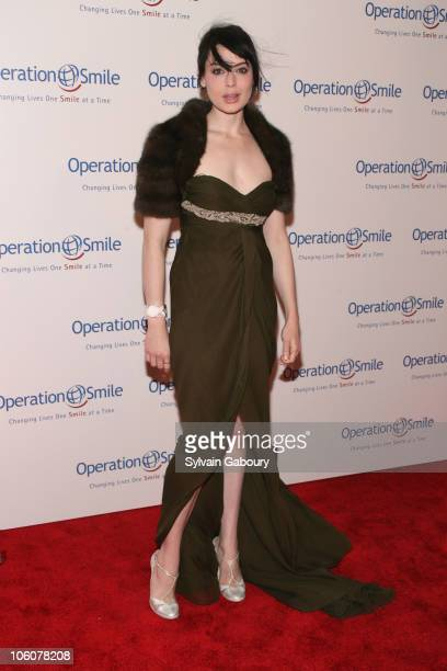 Yoanna House during Operation Smile's The Smile Collection at Skylight Studios in New York, NY, United States.