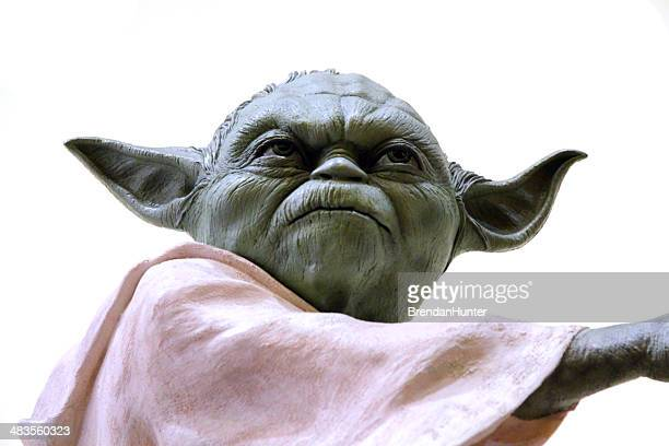 yoda - star wars stock pictures, royalty-free photos & images
