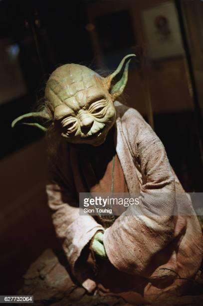Yoda the Jedi master