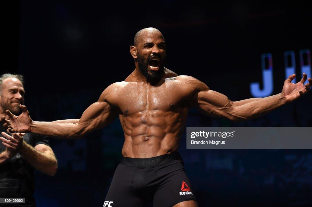 UFC 213 & TUF Finale: Open Workouts