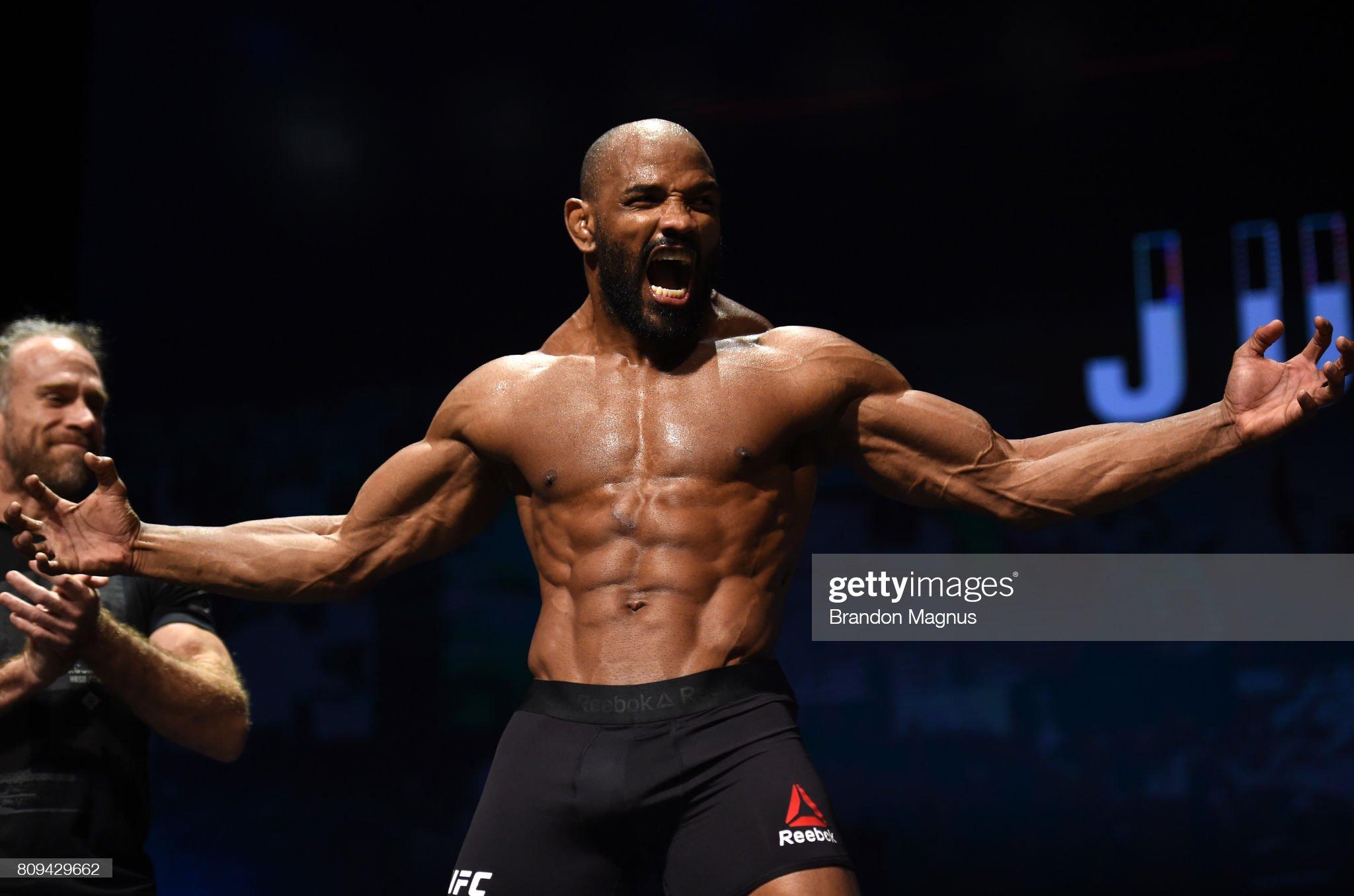 UFC 213 & TUF Finale Open Workouts : News Photo