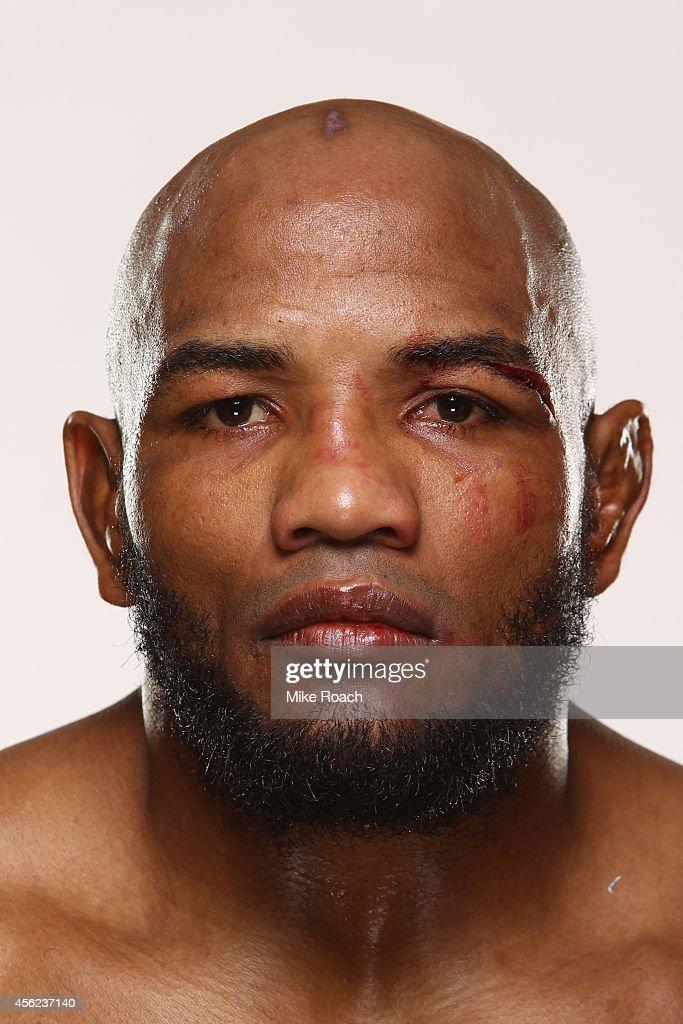 UFC 178 - Johnson v Cariaso
