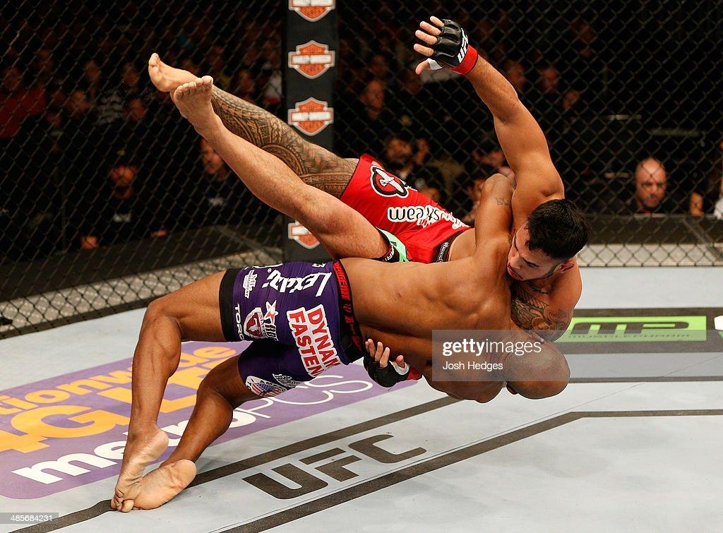 FOX UFC Saturday: Werdum v Browne