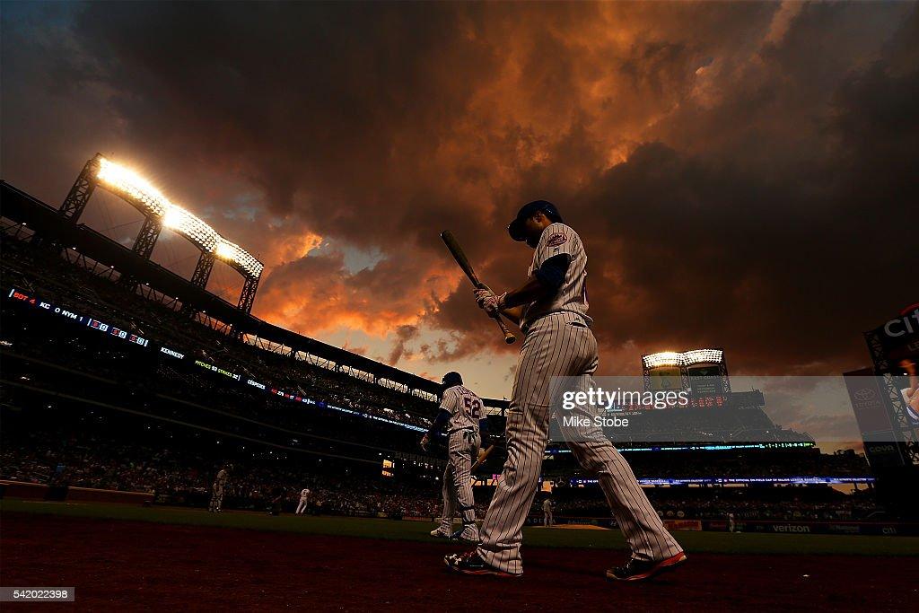 Kansas City Royals v New York Mets