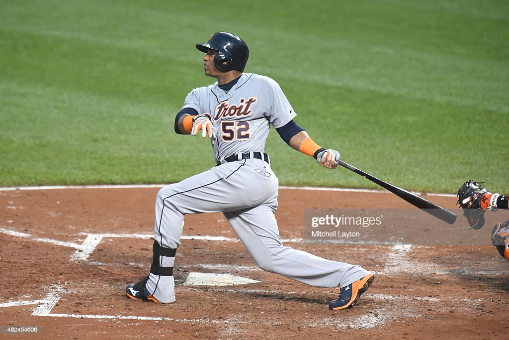 Detroit Tigers v Baltimore Orioles : News Photo