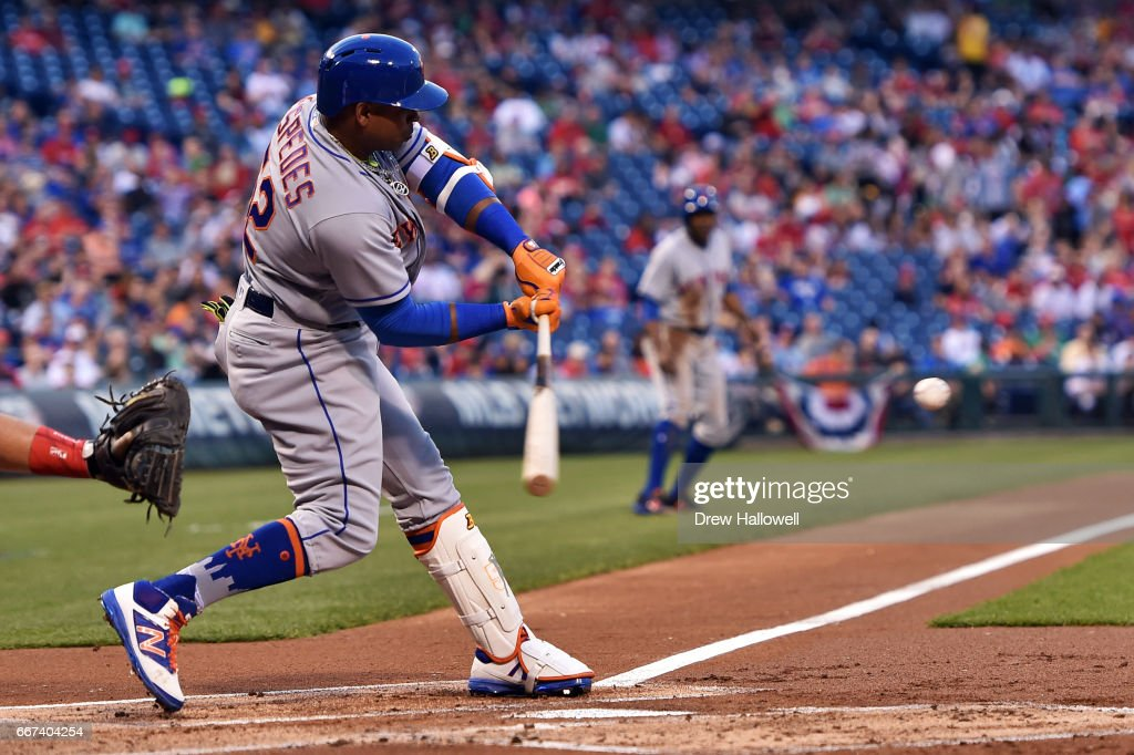 New York Mets v Philadelphia Phillies