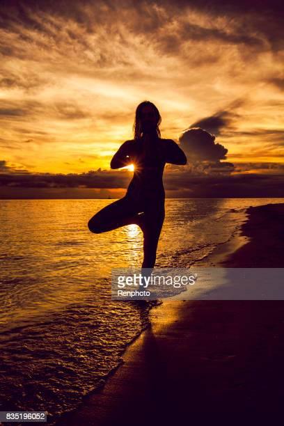 Yoga im Zen Beach