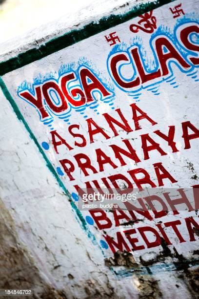 yoga class sign in india