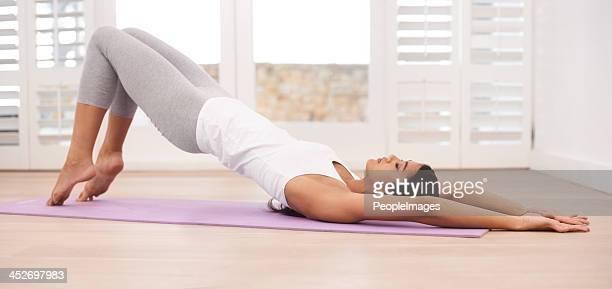 Yoga pour un esprit sain et un corps sain