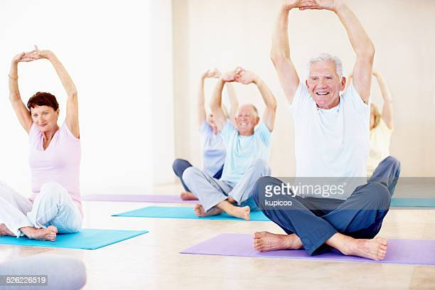 Yoga is for any age