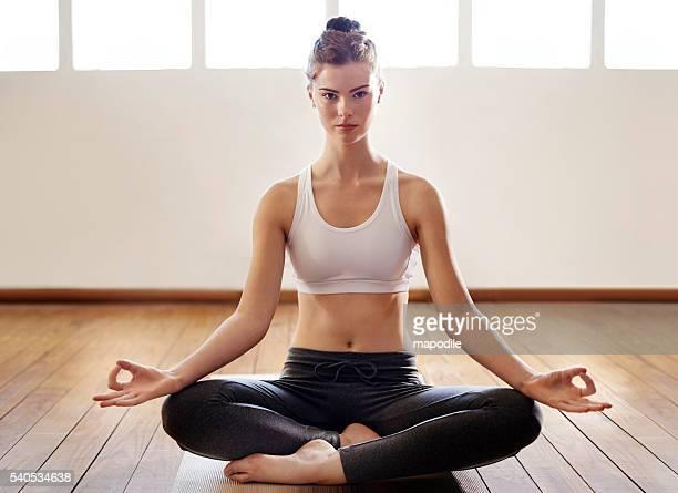 Le Yoga est votre état naturel