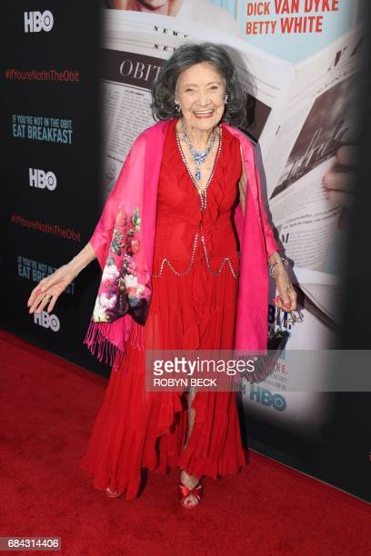 Yoga Master Tao PorchonLynch attends the premiere of the HBO documentary If Youre Not In the Obit Eat Breakfast May 17 2017 at the Samuel Goldwyn...