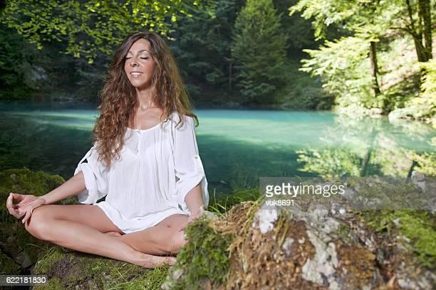 a ioga  - rio kupa - fotografias e filmes do acervo