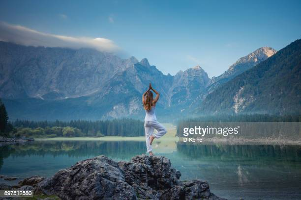 yoga - balance stock pictures, royalty-free photos & images