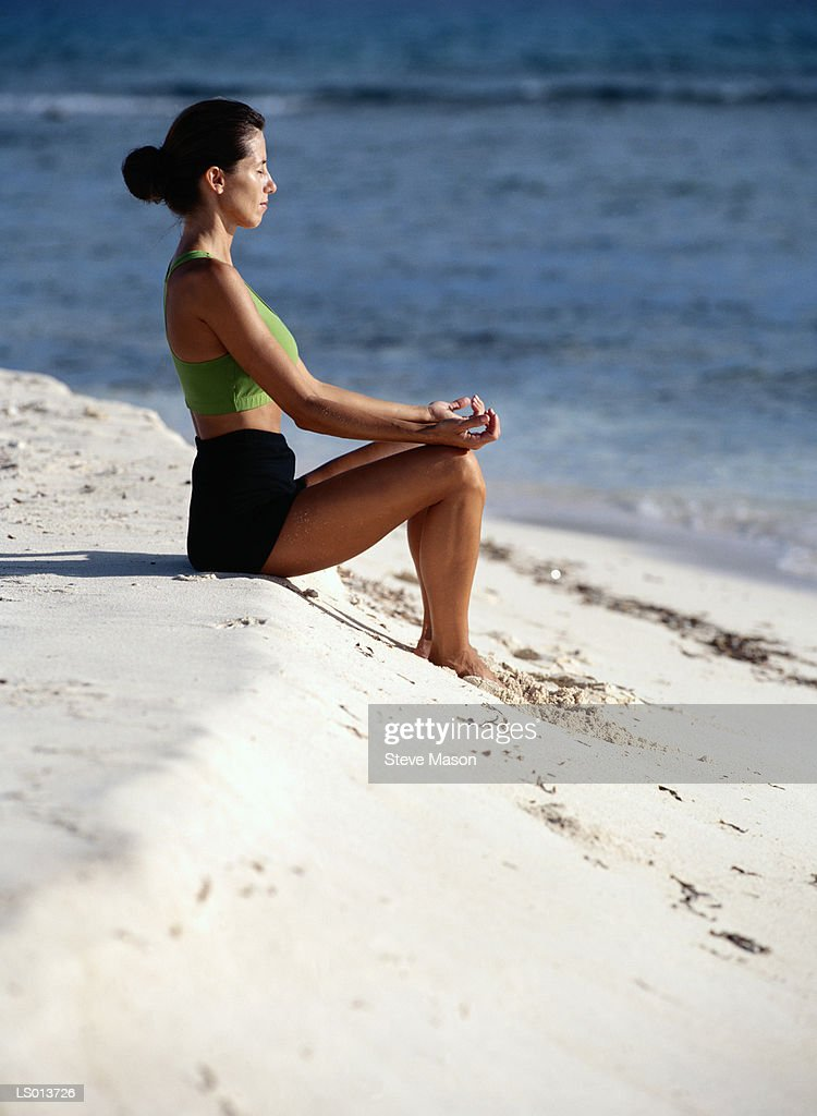 Yoga : Stock Photo