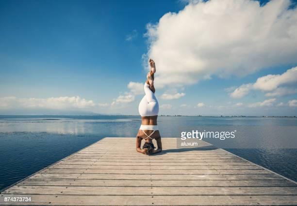 Yoga sirsana