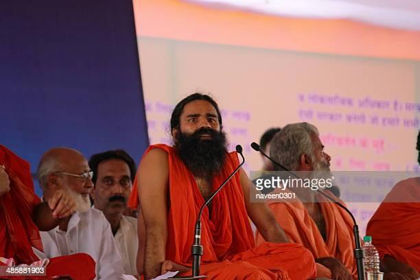ヨガの先生 Swami ・ラムデブ