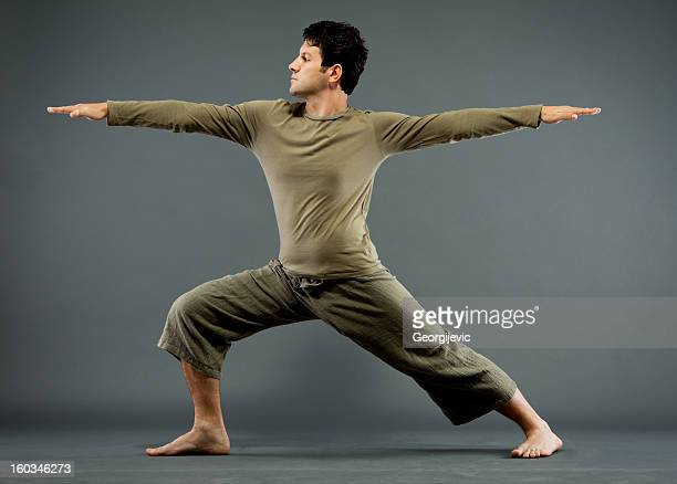 Yoga - Virabhadrasana II