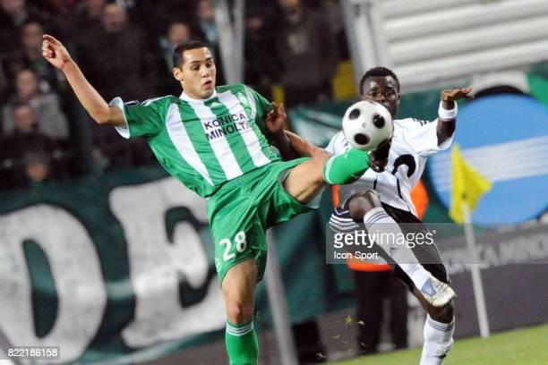 Yohan BENALOUANE Saint Etienne / Rosenborg Coupe de l'UEFA