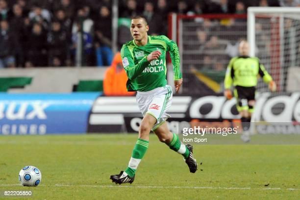 Yohan BENALOUANE Saint Etienne / Le Havre 17eme journee e Ligue 1