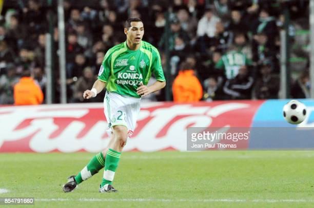 Yohan BENALOUANE Saint Etienne / Rennes 13eme journee de Ligue 1