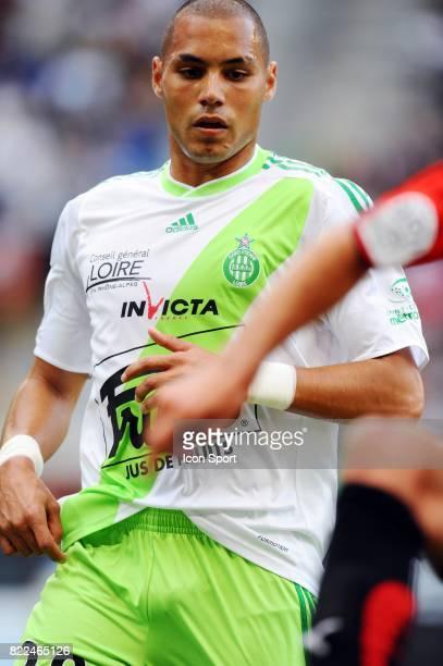 Yohan BENALOUANE Rennes / Saint Etienne 5eme journee de Ligue 1 Stade de la Route de Lorient Rennes