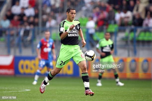 Yohan BENALOUANE Caen / St Etienne 5e journee Ligue 1