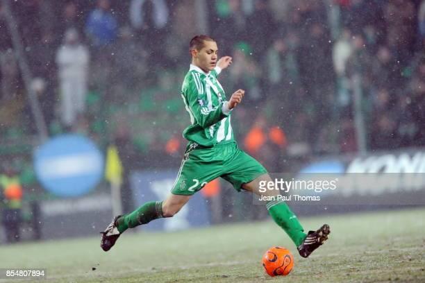 Yohan BENALOUANE Saint Etienne / Valence Coupe de l UEFA 2008/2009