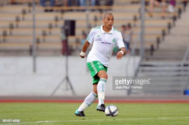 Yohan BENALOUANE Saint Etienne / Monaco Match Amical Evian