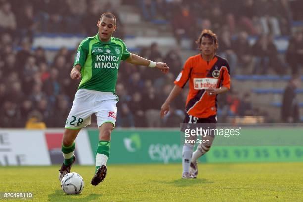 Yohan BENALOUANE Lorient / Saint Etienne 29e journee Ligue 1