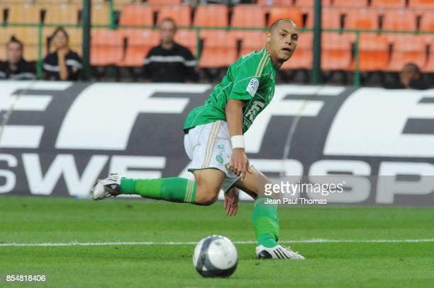 Yohan BENALOUANE Saint Etienne / Boulogne 3eme journee de Ligue 1 Stade Geoffroy Guichard Saint Etienne