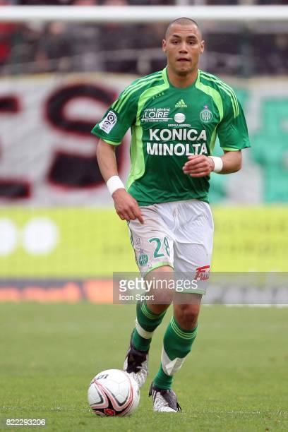 Yohan BENALOUANE Nice / Saint Etienne 33eme journee de Ligue 1 Stade du Ray Nice