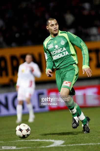 Yohan Benalouane Nancy / Saint Etienne 16e journee Ligue 1