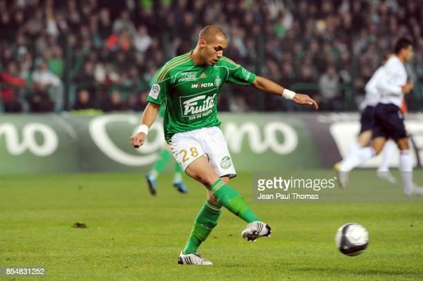 Yohan BENALOUANE Saint Etienne / Lyon 12eme journee de Ligue 1 Stade Geoffroy Guichard Saint Etienne