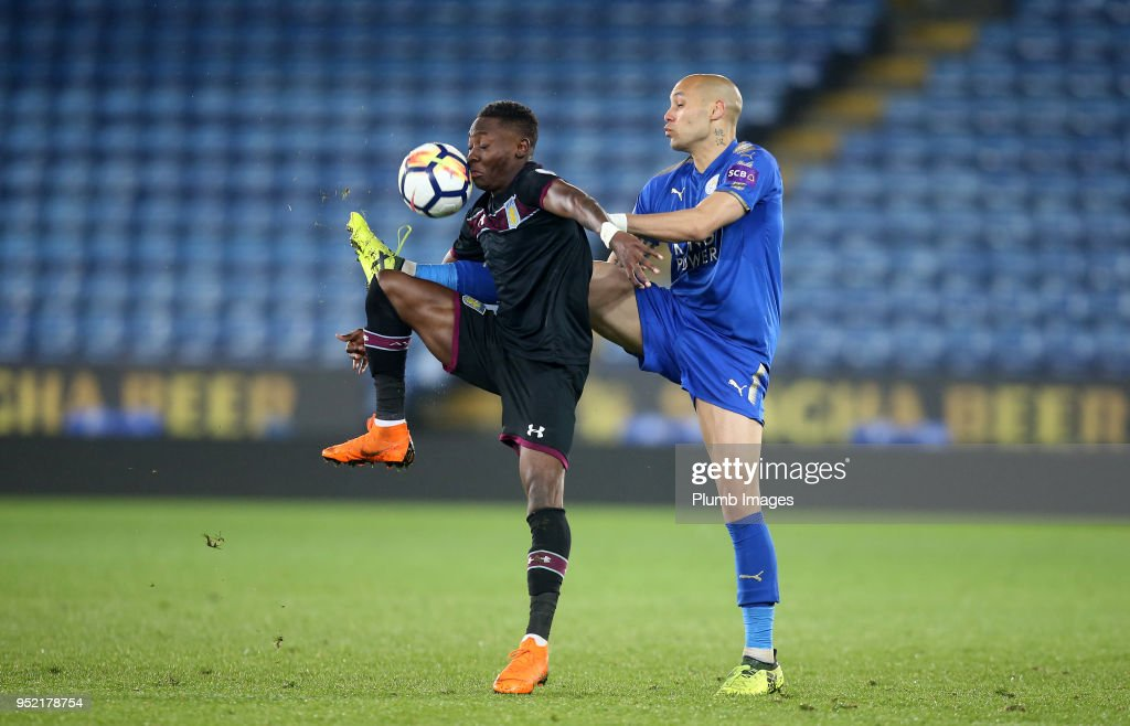 Leicester City v Aston Villa: Premier League Cup Semi-Final : News Photo