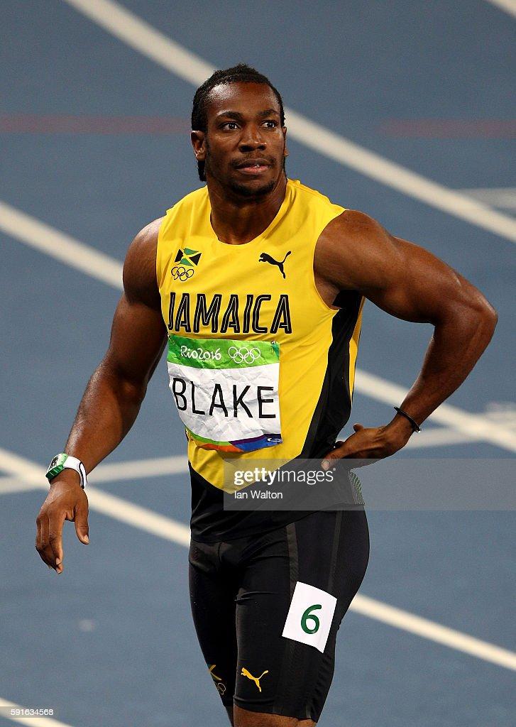 Athletics - Olympics: Day 12 : ニュース写真