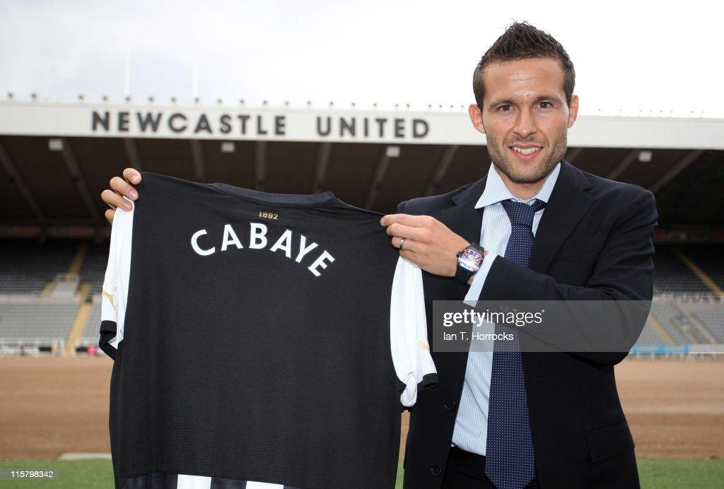 Newcastle United signs Yohan Cabaye