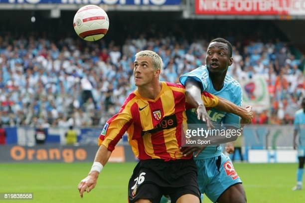 Yohan DEMONT / MENDOZA Lens / Marseille 2e journee Championnat de France Ligue 1