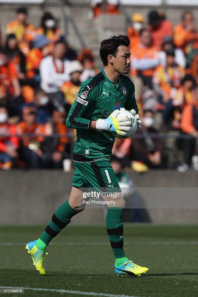 Shimizu S-Pulse v Ehime FC - J.League 2 : Fotografía de noticias