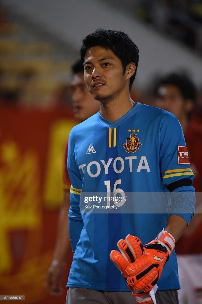 Nagoya Grampus v Ventforet Kofu - J.League Yamazaki Nabisco Cup