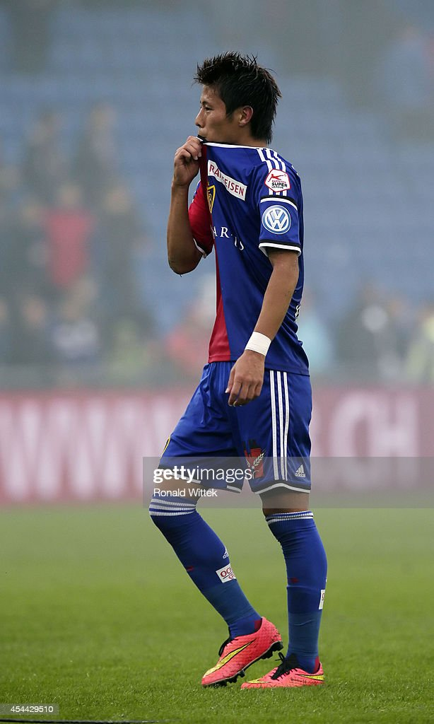 FC Basel v Young Boys Bern - Raiffeisen Super League